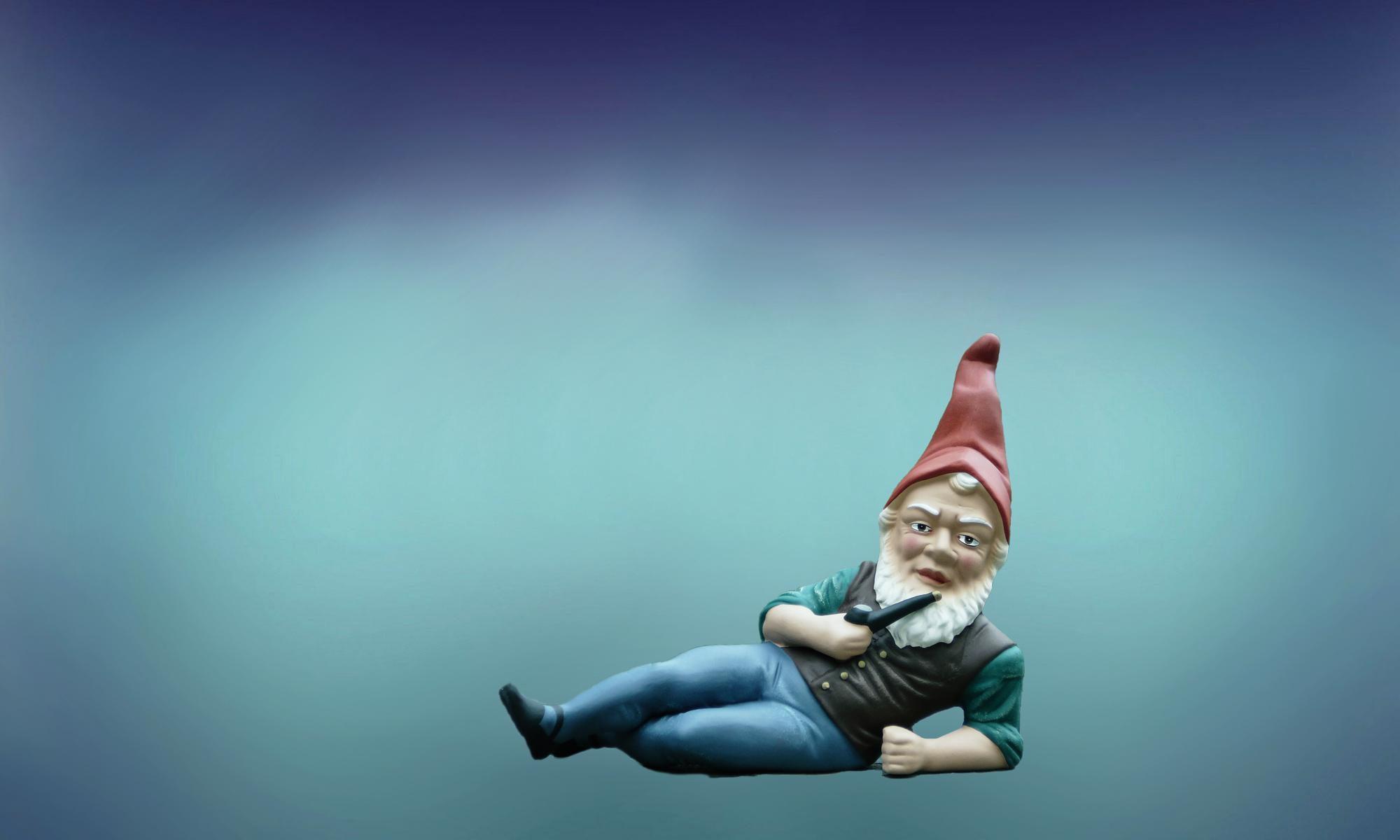 Daniel J. Donovan's Lawn Gnome